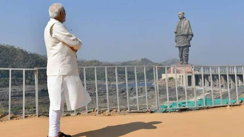 Person posts ad in OLX to sell Statue of Unity
