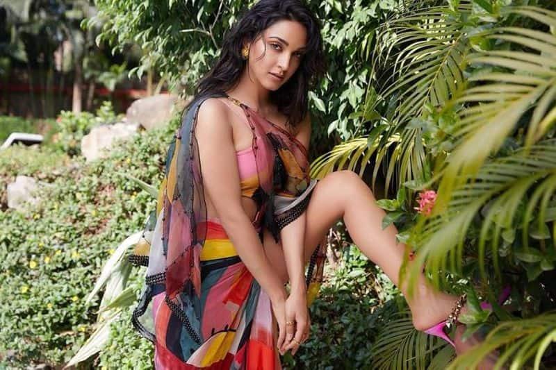 Actress Kiara Advani Without Dress Hot Photo Shoot Get Troll By Netizens
