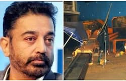 kamal hassan indian 2 accident