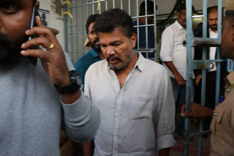Director Shankar Condolence Tweet About Indian 2 Crane Accident