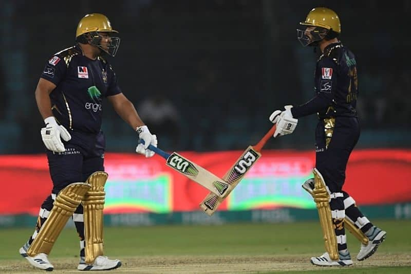 quetta gladiators beat islamabad united in first match of pakistan super league 2020