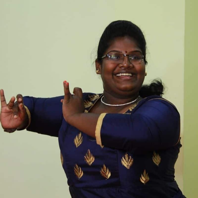 Bigil Pandiyammal Indraja Shankar Latest Modern Look Going Viral