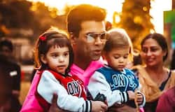 Bollywood director Karan Johar also opted to become a parent through surrogacy. He welcomed his twins in February 2017.