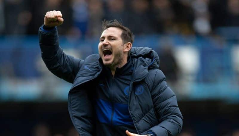 Lampard wants to finish the season in a high note