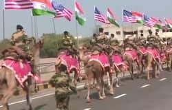 Donald Trump, Motera Stadium, BSF Camel Unit, Namaste Trump, Donald Trump, US President, Chef Suresh Khanna, US President, Melania Trump, PM Modi
