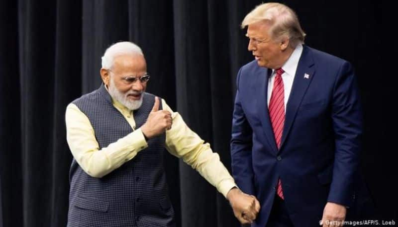 President Trump's visit to India... 120 crores in 36 hours
