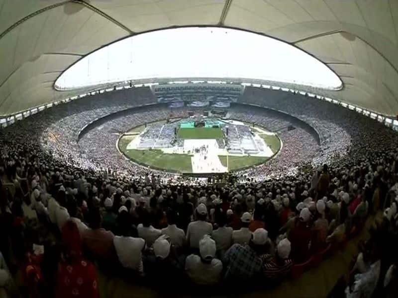 highlights of worlds biggest motera cricket stadium