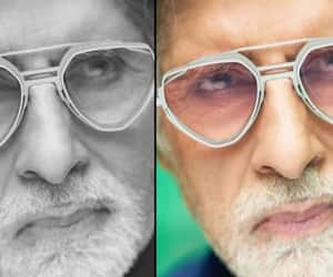 Amitabh Bachchan shows his quirky avatars in unique glasses