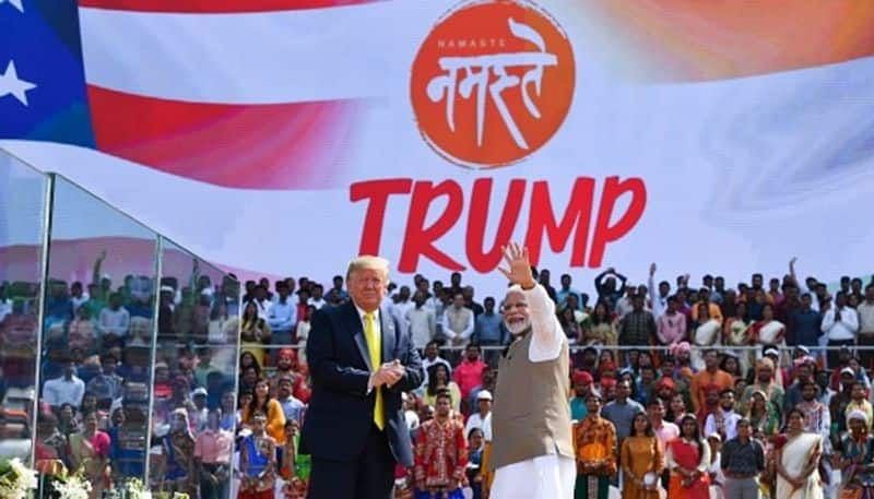 american president announce to tie-up with India against terrorist and plan to provide weapon's to India