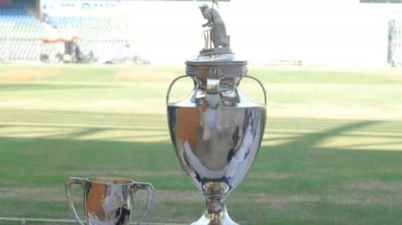 BCCI will host the Ranji Trophy in December in Covid 19 spb
