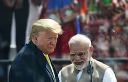 US President Donald Trump: America loves India, America respects India and America will always be a faithful and loyal friend to the Indian people.
