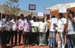 After Amulya, Arudra, now Karnataka school wall screams pro-Pakistan slogans