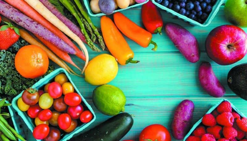 five health benefits of vegetarian diet