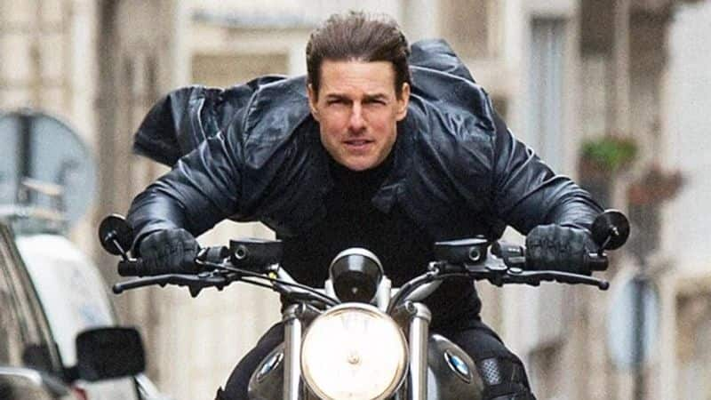 Tom cruise about to shoot on space