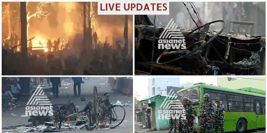 delhi riots live updates from wednesday curfew continues