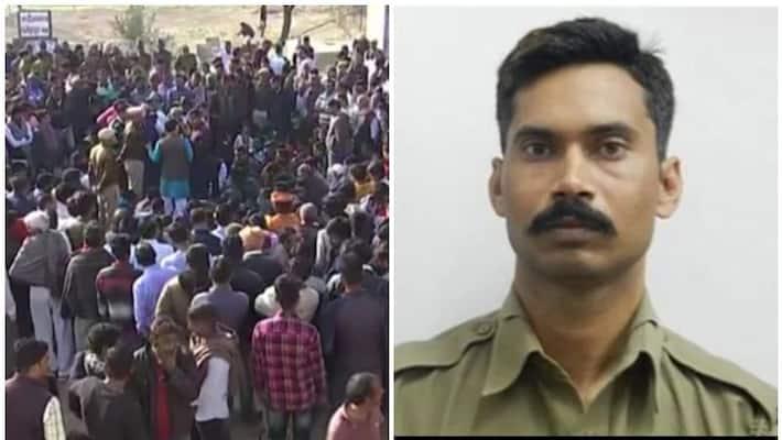 delhi riots Ratan Lals family demand martyr status