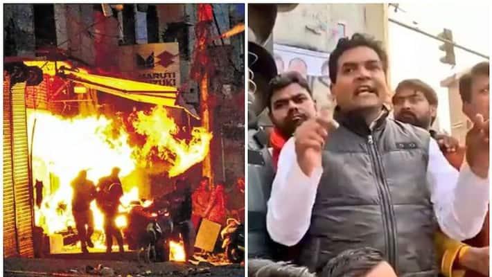 BJPs kapil mishra on video before delhi clashes