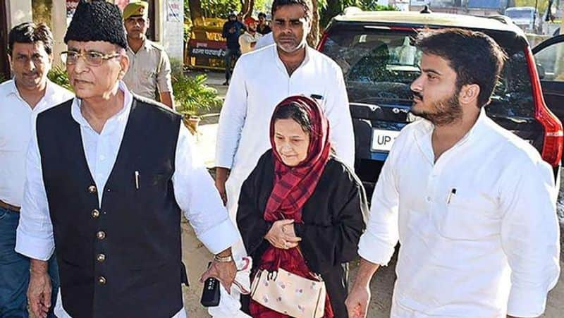 Azam family reached jail in fake certificate case, new address - Rampur jail
