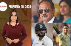 From Ajit Doval restoring peace in Delhi to Kohli ceding space to Steve Smith, watch MyNation in 100 seconds