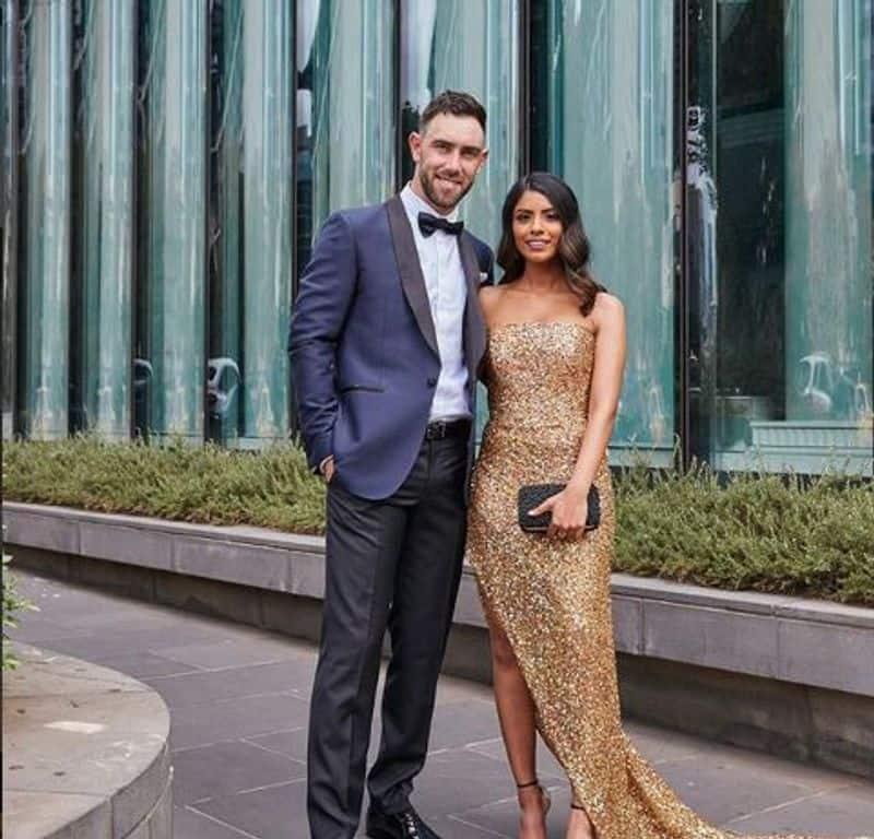 cricketer Glenn Maxwell weds south indian girl viniraman