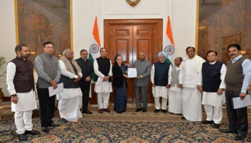 With blood on its hands for 84 anti-Sikh riots, Congress meets President Kovind over Delhi riots