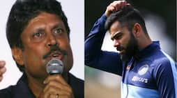 kapil dev advises team india should handle pressure well to beat pakistan in t20 world cup
