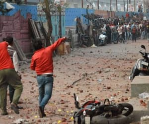 Delhi riots 2020 Lets all try to give peace a chance
