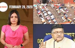 From Delhi limping back to normalcy to ripping Congress, watch MyNation in 100 seconds