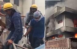 Haryana factory explosion