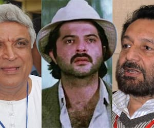 Javed Akhtar to Shekhar Kapur: How can your claim on Mr India be more than mine