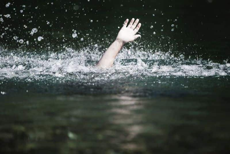two youth drown in tungabhadra River Near hospet