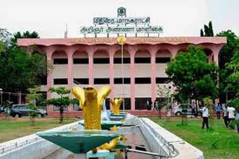 Madurai corporation rich schools 40 crores in tax. Fat officials.