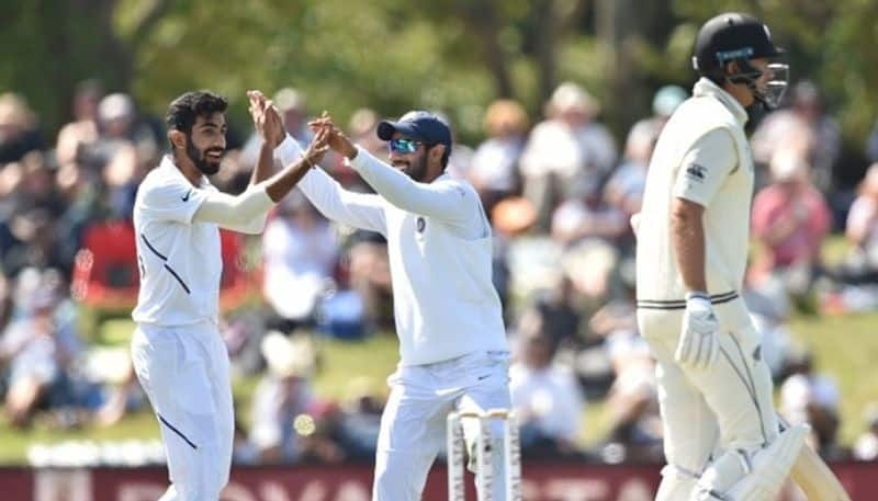 New Zealand vs India 2nd Test India lose early wkts in second innings