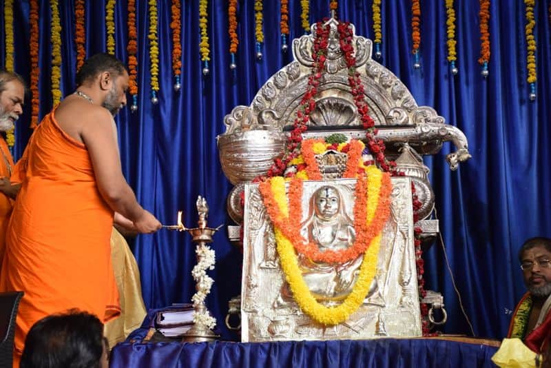 Raghavendra Swamy Mutt Will Be open July 2nd after Three Months in Mantralaya