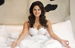 "Sunny Leone's hubby Daniel Weber dropped a comment that read, ""This is so dope !!!!"""