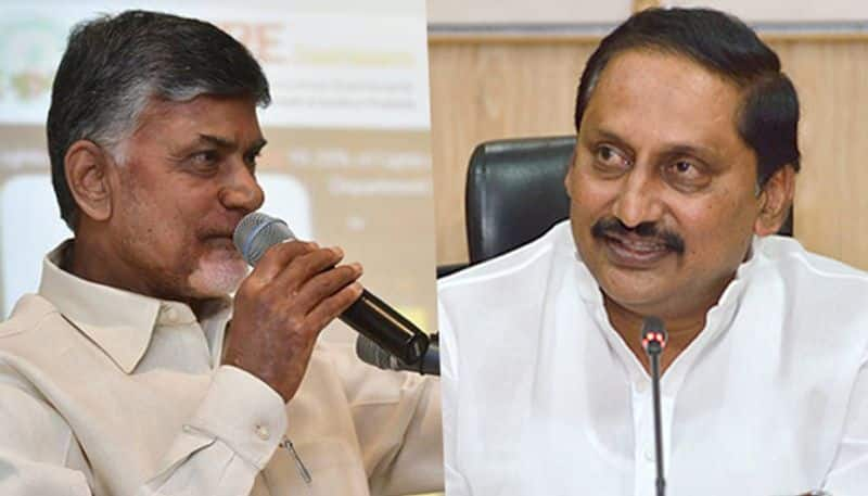 TDP Chief Chandrababu Comments on AP CM YS Jagan over bc reservations
