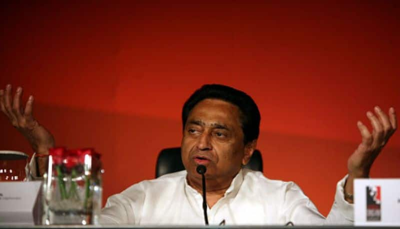 Kamal Naths government experiences massive turbulence BJP alleges manipulation  horse-trading