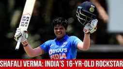 India's Shafali Verma Becomes World No.1 T20 International Batswoman