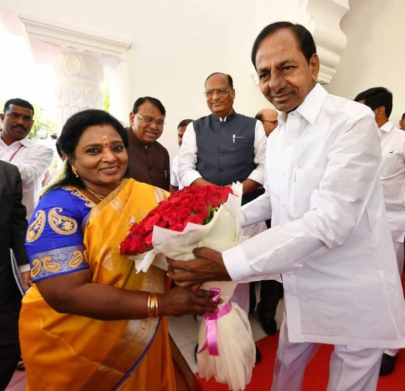 governor tamilisai soundararajan letter to telangana govt for lawyer vamanrao case ksp
