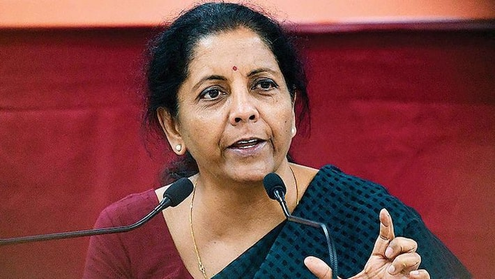 Nirmala Sitharaman on Yes Bank said that the situation deteriorated during the UPA kpn