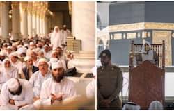 Makkah grand mosque Juma
