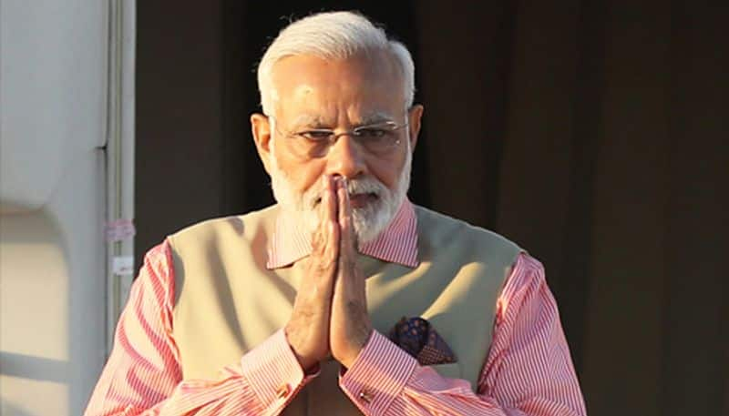 PM Narendra Modi signs off from social media on Womens Day