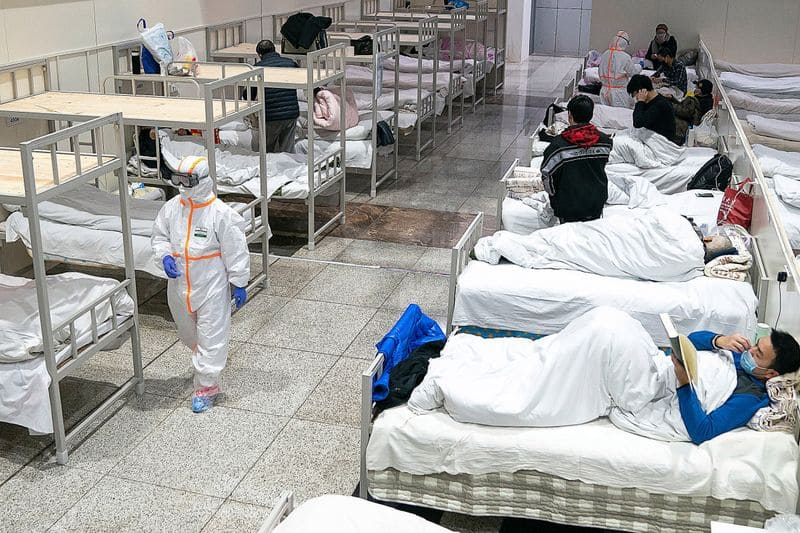 100-Year-Old Chinese Man Oldest Patient To Beat Coronavirus Infection: State Media