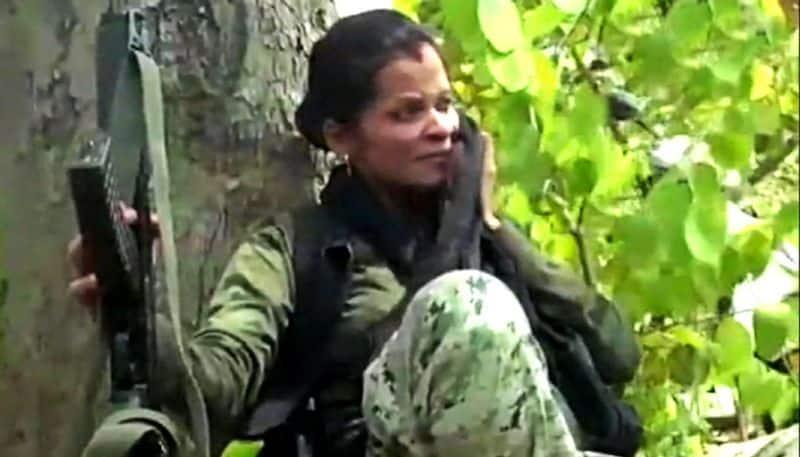 8-month pregnant commander Sunaina Patel fighting Naxalites in Dantewada