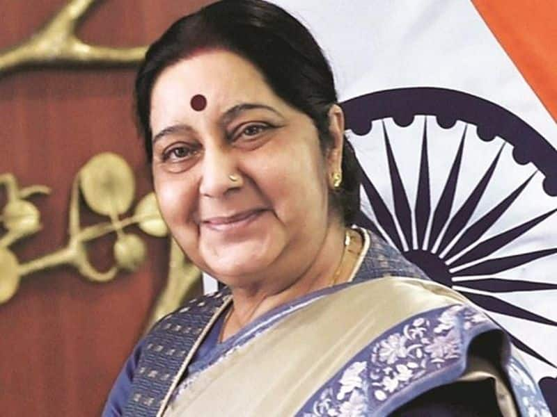 Sushma Swaraj: As the external affairs minister, she won the hearts of millions for her care and concern.