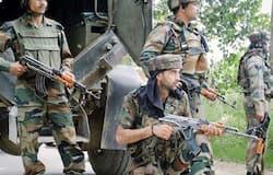Army killed two terrorists in An encounter Khajpura Reban area of Shopian District Jammu & Kashmir kps