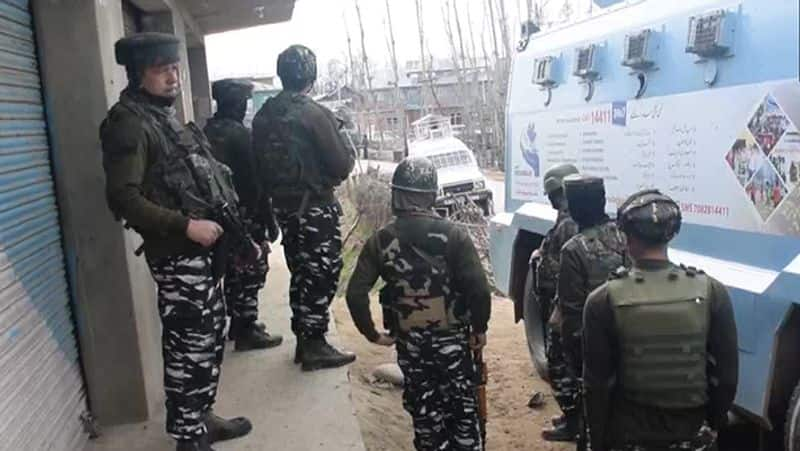 Two LeT terrorists shot dead by security forces in Jammu and Kashmir, encounter continues