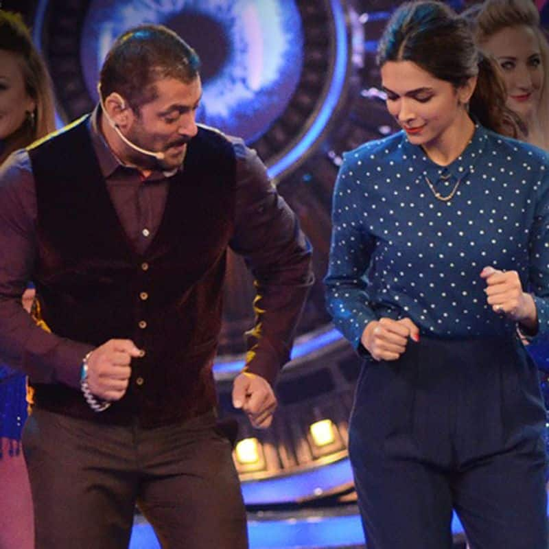 He said that Deepika's fans want to see a baby soon and the actress was evidently not going to be quiet about it. She promptly responded to Salman, telling him to marry first.