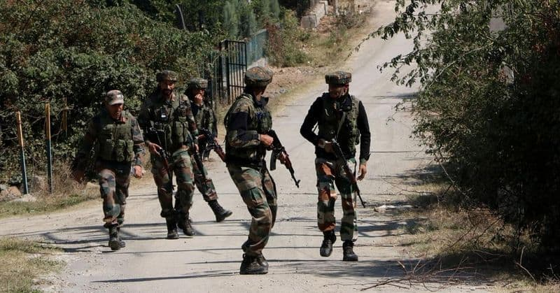 Two terrorists reportedly killed in encounter with security forces in Jammu and Kashmir Kulgam