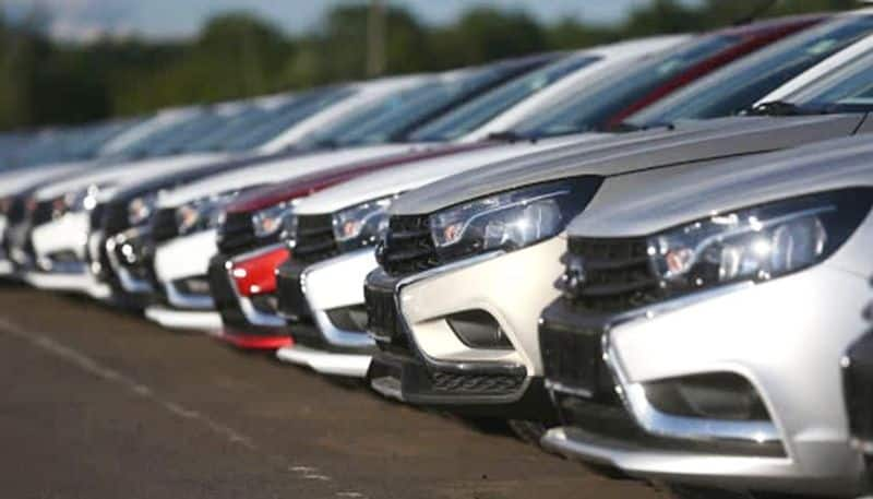 Vehicle manufactures reduced salary of employees